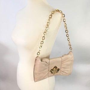 BCBGMaxAzria Wristlet Clutch Bag